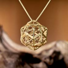 Amulets and Charms - Alchemy Pendant - Click here for more info