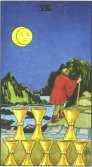Tarot Meanings - Eight of Cups