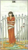 Tarot Meanings - Eight of Swords