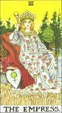Tarot Meanings - The Empress