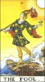 Tarot Meanings - The Fool