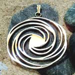 Amulets and Charms - Golden Spiral - Click here for more info