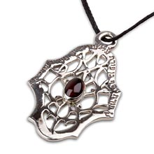 Amulets and Charms - Hamsa ben porat yosef silver - Click here for more info