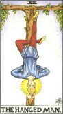 Tarot Meanings - The Hanged Man
