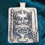 Amulets and Charms - Magician Tarot Card - Click here for more info