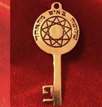 Amulets and Charms - Melchizadek Key - Click here for more info