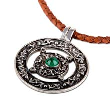 Amulets and Charms - Norse Amulet silver - Click here for more info