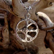 Amulets and Charms - One Race Pendant Silver - Click here for more info