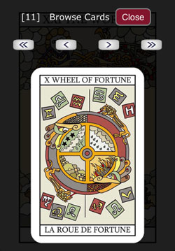 Tarot Card Reading App card meanings
