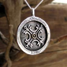 Amulets and Charms - Sun Talisman - Click here for more info
