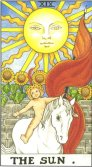 Tarot Meanings - The Sun
