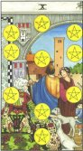 Tarot Meanings - Ten of Pentacles