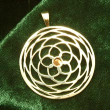 Amulets and Charms - Pattern of venus gold - Click here for more info