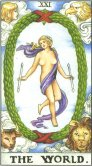 Tarot Meanings - The World